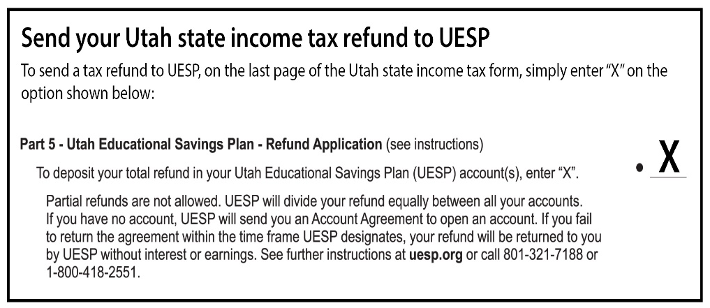 Consider sending your state income tax refund directly to your ...