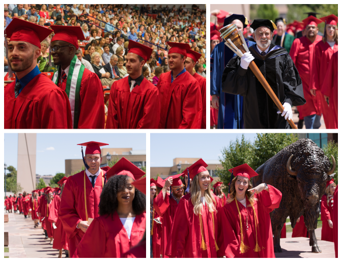 Dixie State University Commencement 2017