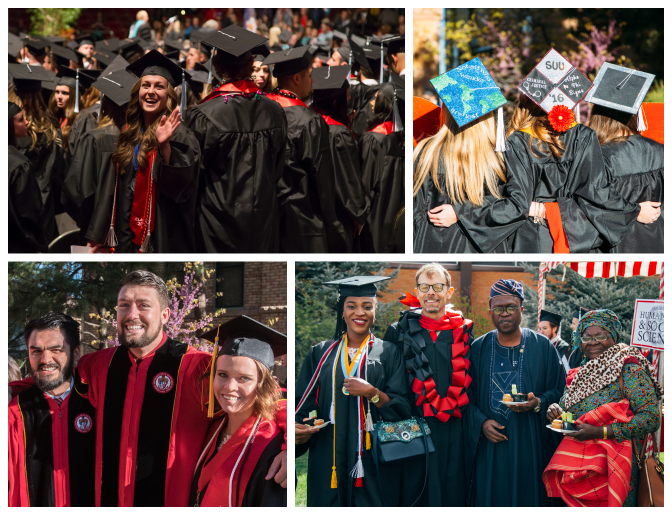 Southern Utah University 2017 Commencement
