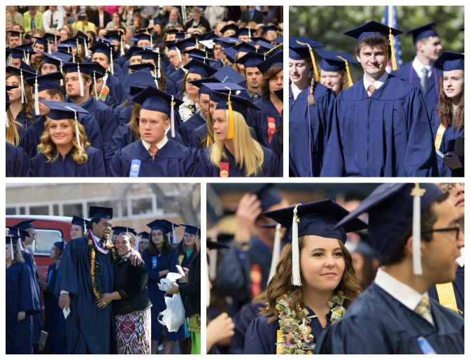Snow College 2017 Commencement