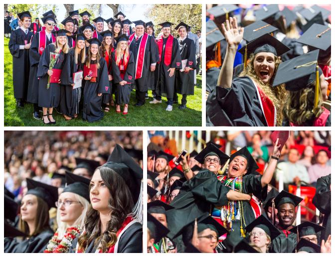 University of Utah Commencement 2017
