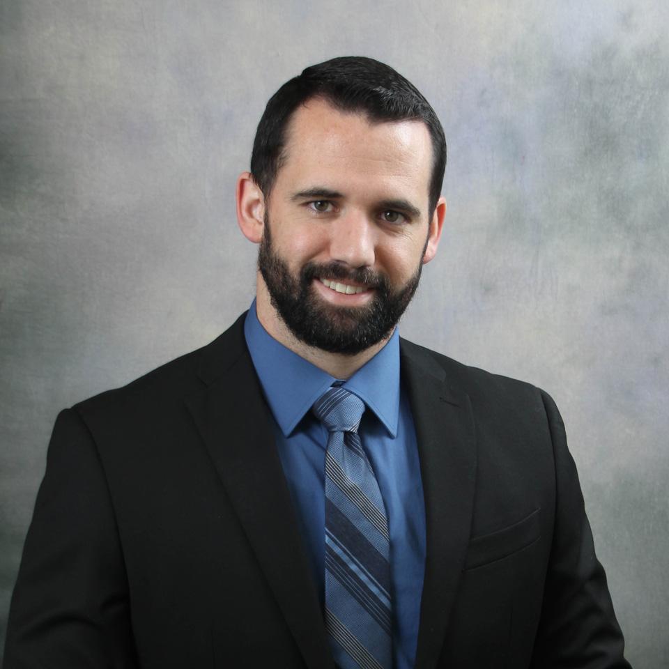 Portrait Brian O Rourke