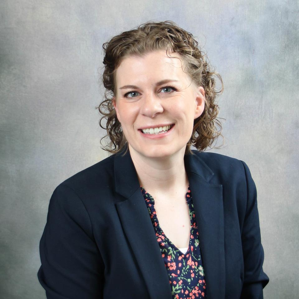 Portrait Genna Erickson