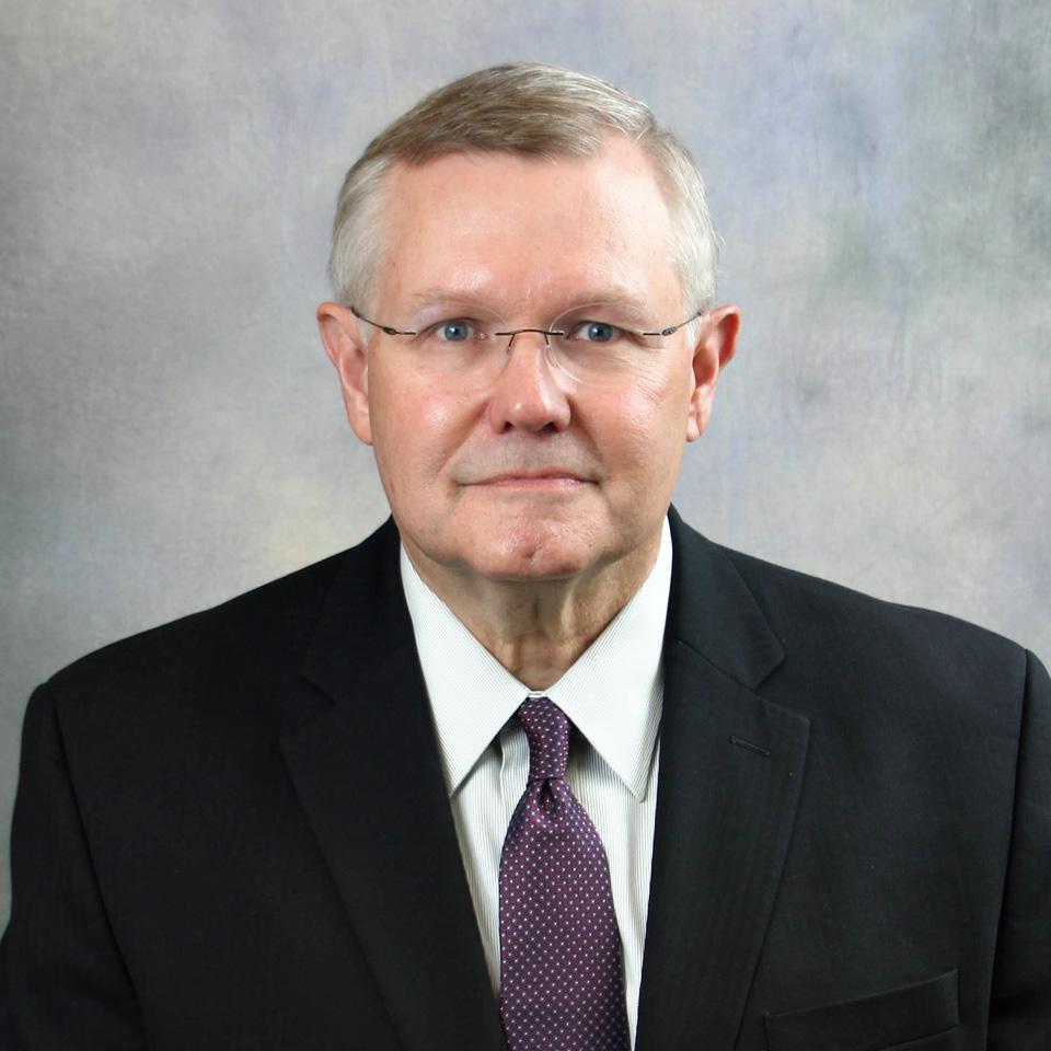 Portrait Gregory Benson