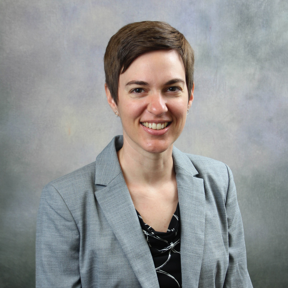 Portrait Megan Brown