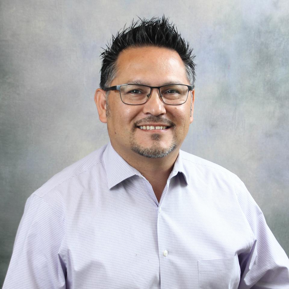 Portrait Richard Gonzalez